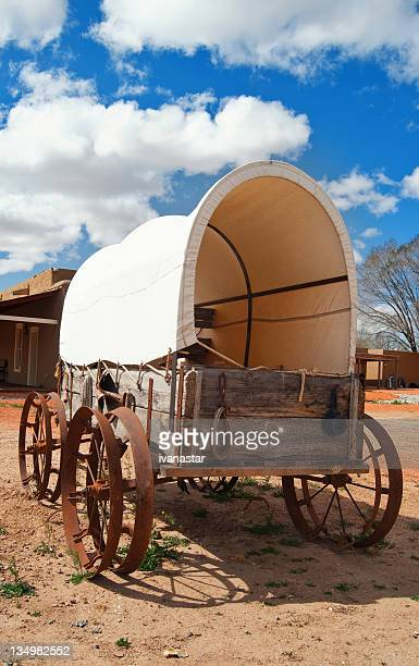 Oregon Trail Covered Wagon