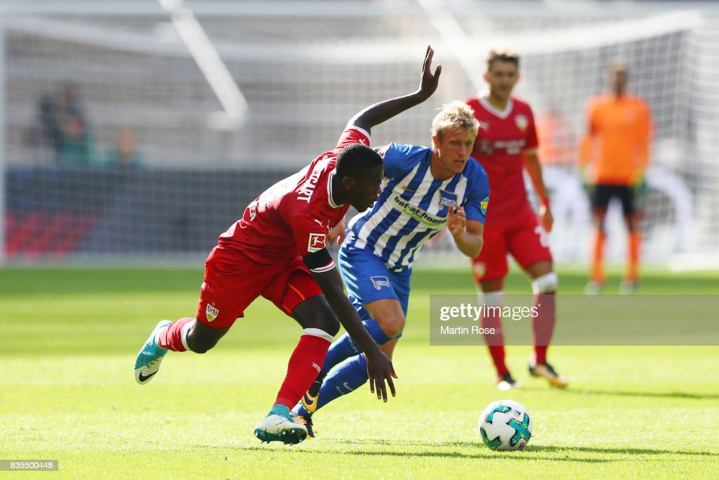 Hertha BSC v VfB Stuttgart - Bundesliga : News Photo