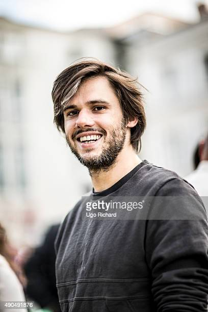 Orelsan is photographed for Self Assignment on August 31 2015 in Angouleme France