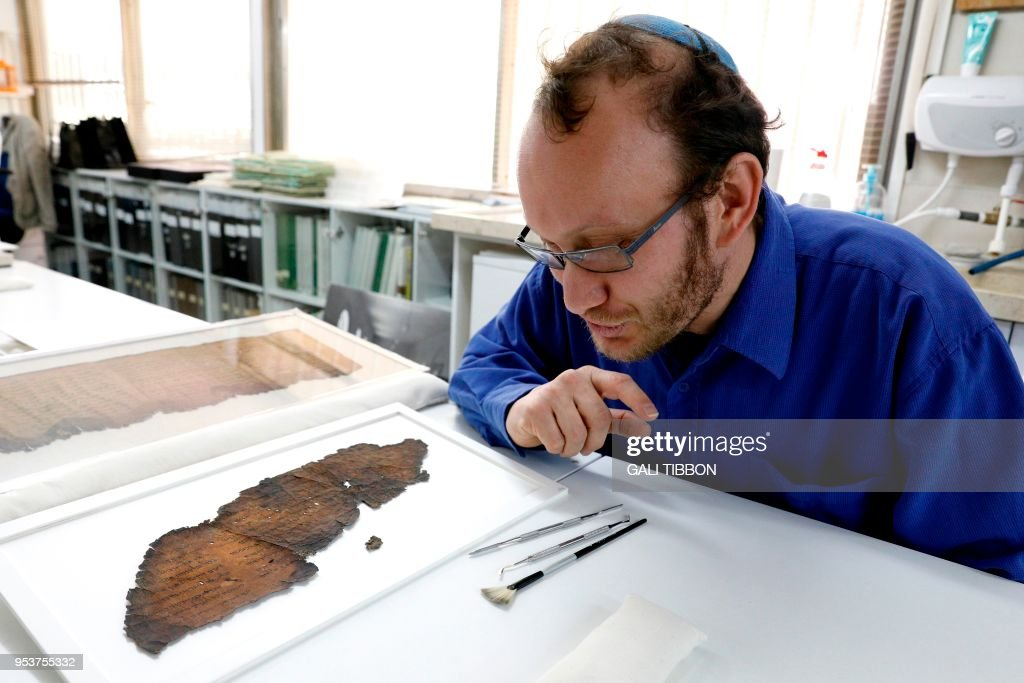 ISRAEL-ARCHAEOLOGY : News Photo