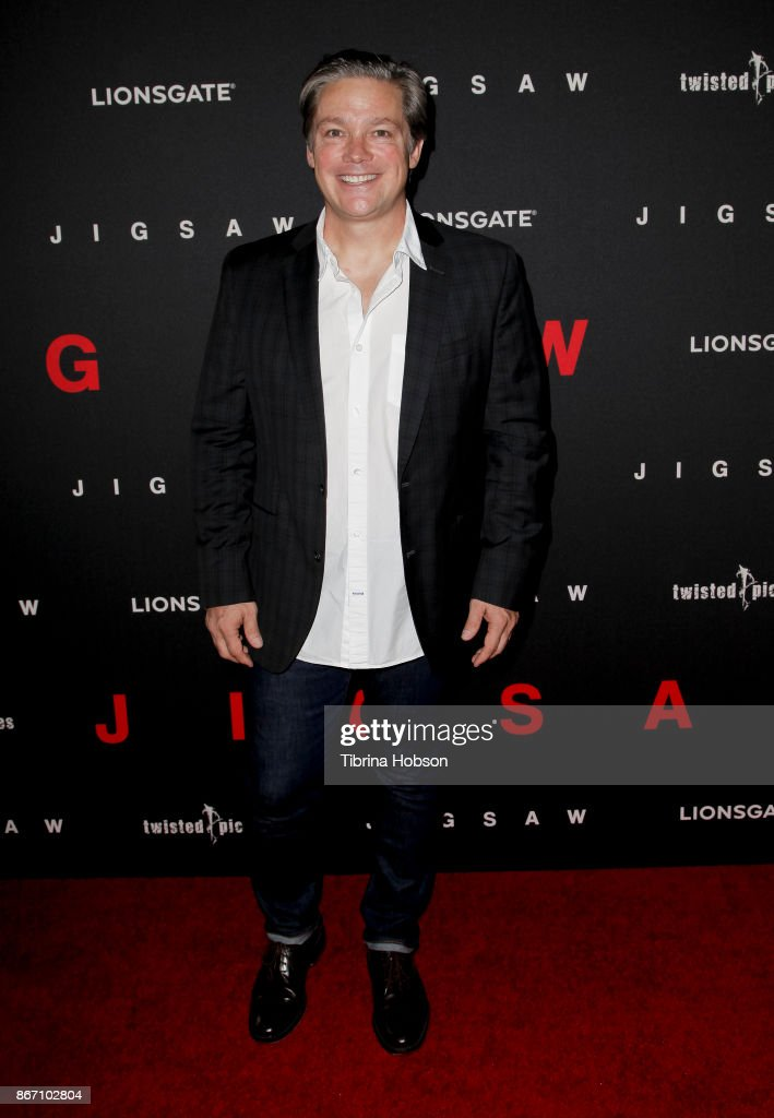 "Premiere Of Lionsgate's ""Jigsaw"" - Red Carpet"