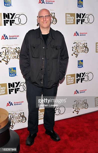Oren Moverman attends the 25th anniversary screening cast reunion of 'The Princess Bride' during the 50th New York Film Festival at Alice Tully Hall...