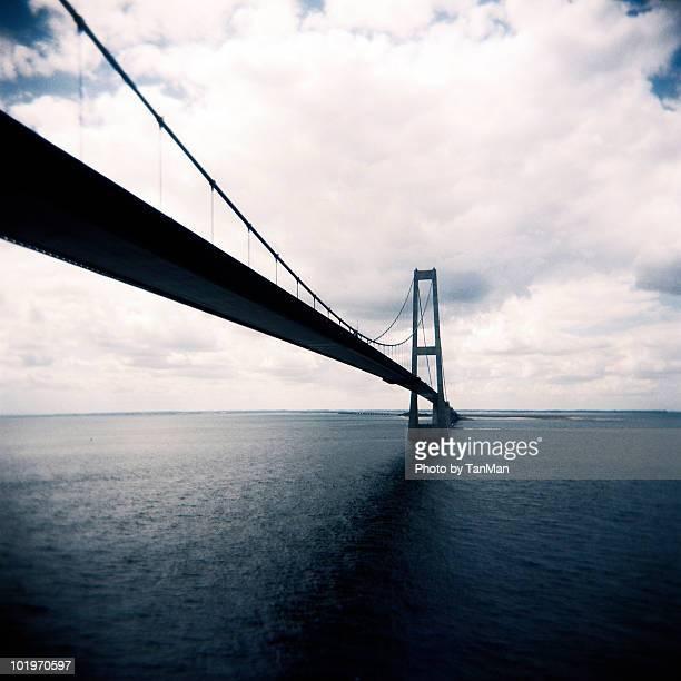 Oresund bridge (Sweden to Denmark)