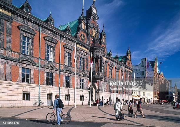 Oresund - Town Hall and Stortorget