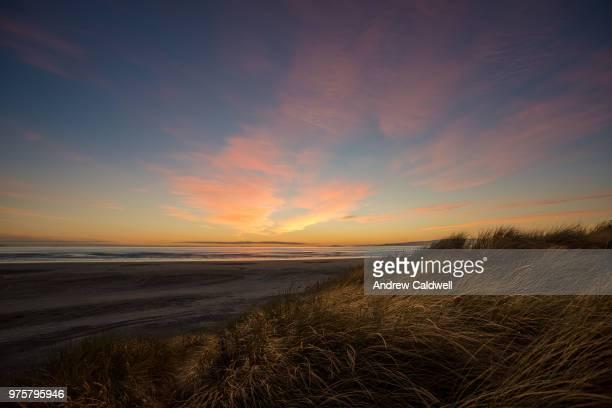 Oreti Sunset