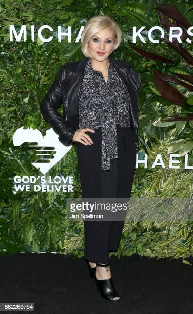 Orfeh attends the 11th Annual God's Love We Deliver Golden Heart Awards at Spring Studios on October 16 2017 in New York City