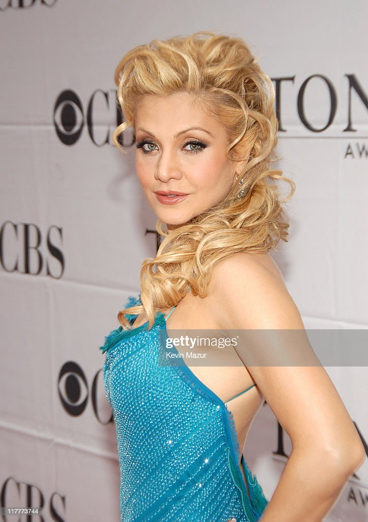 Orfeh, nominee Featured Actress (Musical) for 'Legally Blonde: The Musical'