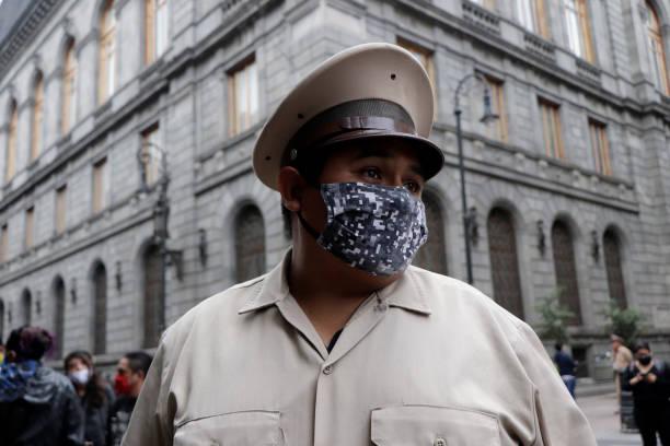 MEX: Virus Outbreak Mexico