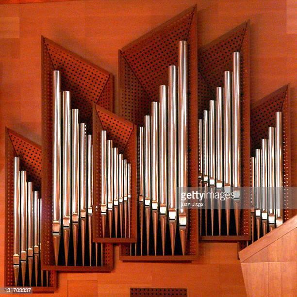 Organ of Bilbao Jauregia Euskalduna auditorium