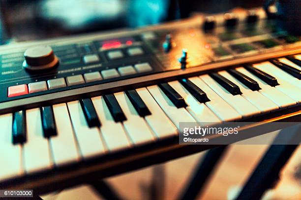 organ synthesizer - capital region stock pictures, royalty-free photos & images