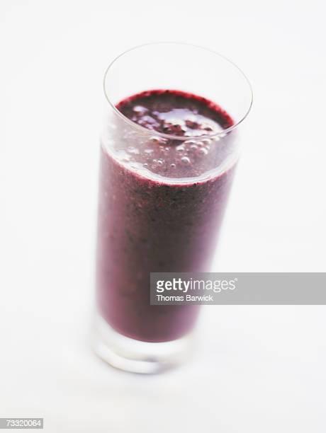 Organic Acai berry smoothie