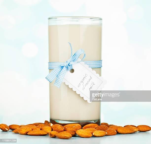 Leche orgánica Almond