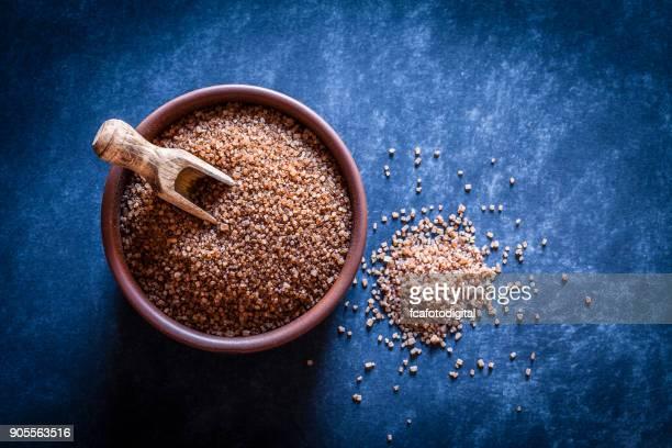 Bio brauner Zucker aus Zuckerrohr