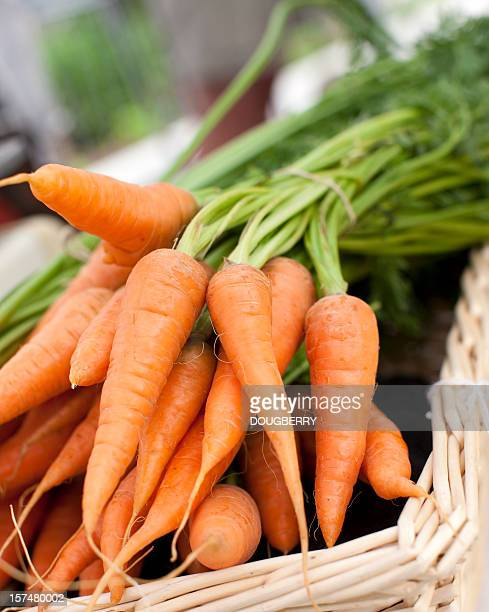 organic carrots - carrot stock pictures, royalty-free photos & images