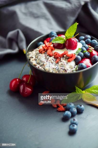 Organic Chia and Quinoa Porridge