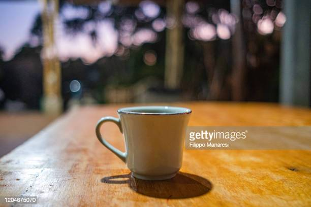 organic coffee - night in stock pictures, royalty-free photos & images
