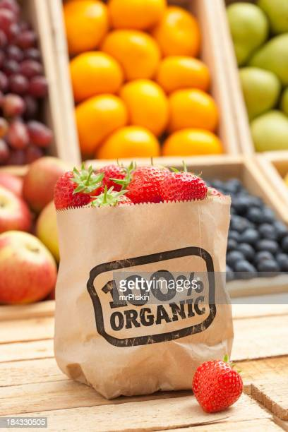 Frutas orgânica