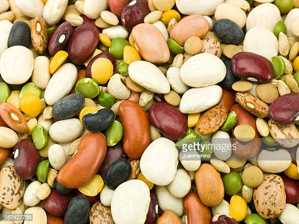 organic legumes background - legume family stock pictures, royalty-free photos & images