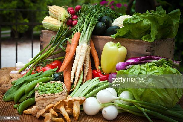 Organic Vegetable