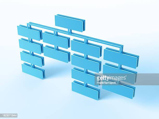 organization chart - frank ramspott stock pictures, royalty-free photos & images