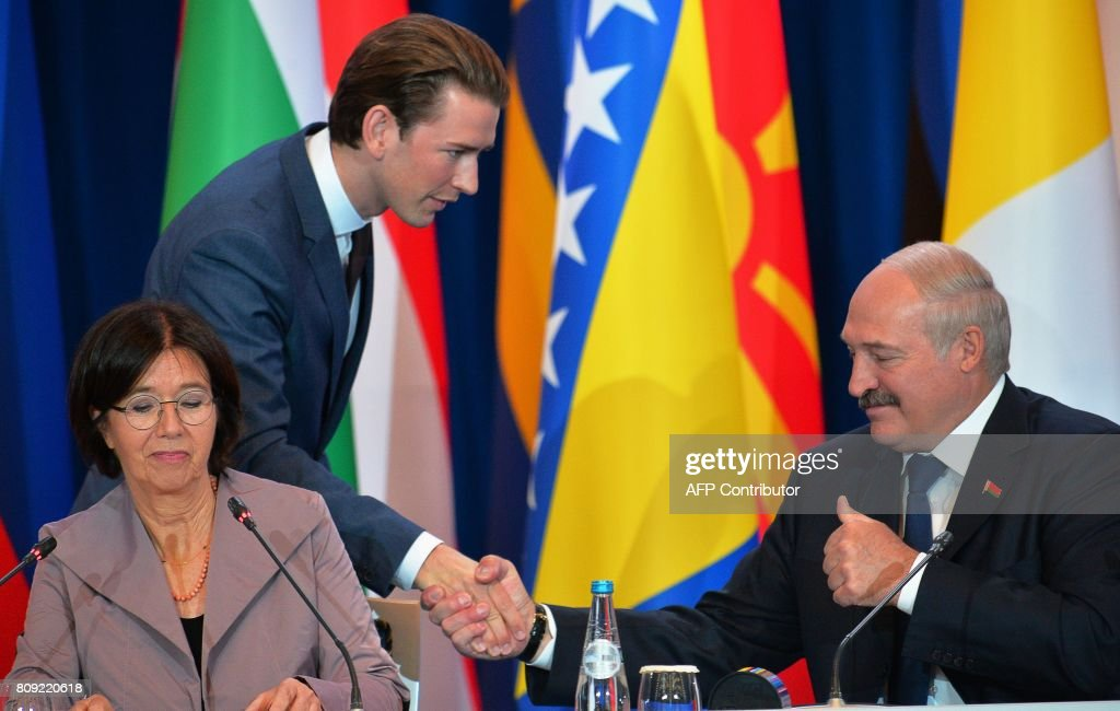 BELARUS-EUROPE-OSCE-ASSEMBLY : News Photo