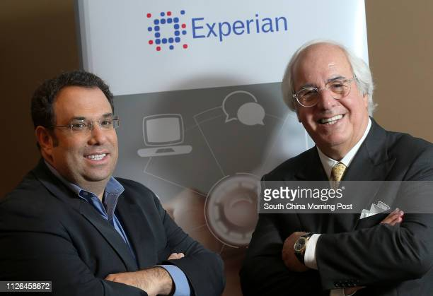 Ori Eisen and Frank Abagnale talk about online fraud and identification issues 29AUG14