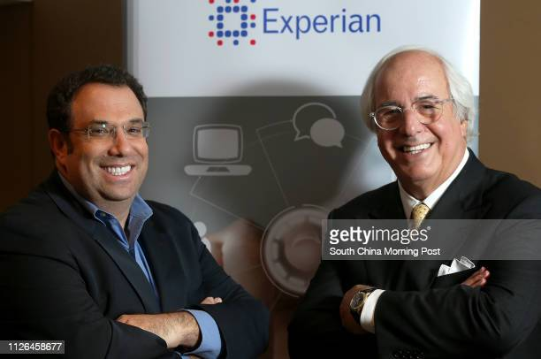 Ori Eisen and Frank Abagnale talk about online fraud and identification issues29AUG14