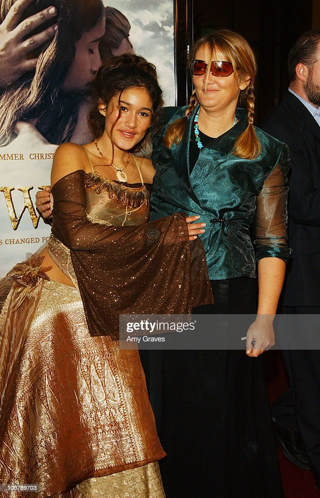 """""""The New World"""" Los Angeles Premiere to Benefit the American Film Institute : News Photo"""