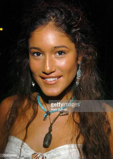 Q'orianka Kilcher during 'The Work and the Glory American Zion' Beverly Hills Screening Arrivals at The Music Hall Theater in Beverly Hills...