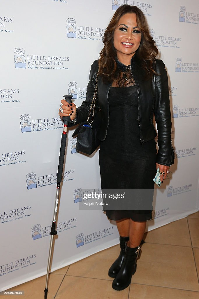 Orianne Collins attends Little Dreams Foundation Annual Open Musical Auditions at Seminole Hard Rock Hotel & Casino on June 11, 2016 in Hollywood, Florida.