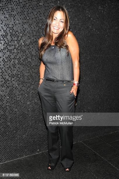 Orianne Collins attends THE CINEMA SOCIETY 2IST host the after party for TWELVE at at the Standard Hotel on July 28 2010 in New York City