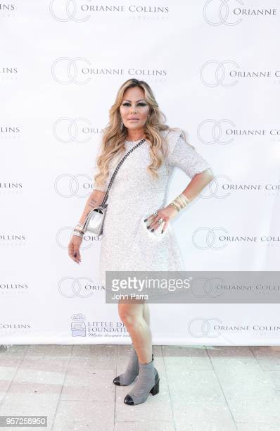 Orianne Collins Jewellery Grand Opening on May 10 2018 in Miami Florida