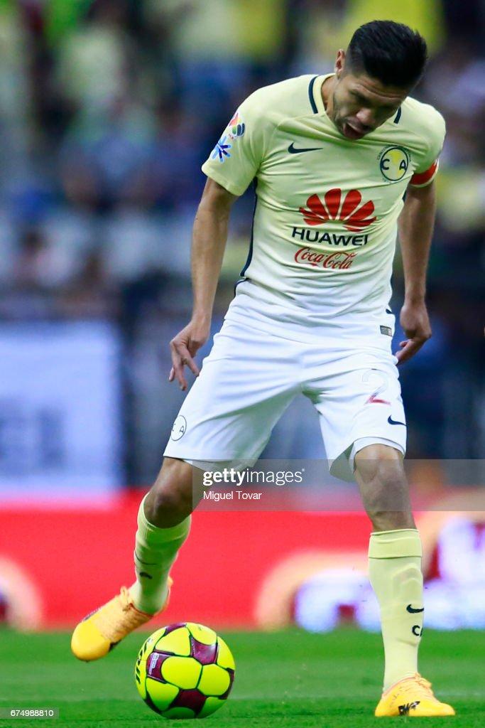 America v Atlas - Torneo Clausura 2017 Liga MX : Fotografía de noticias