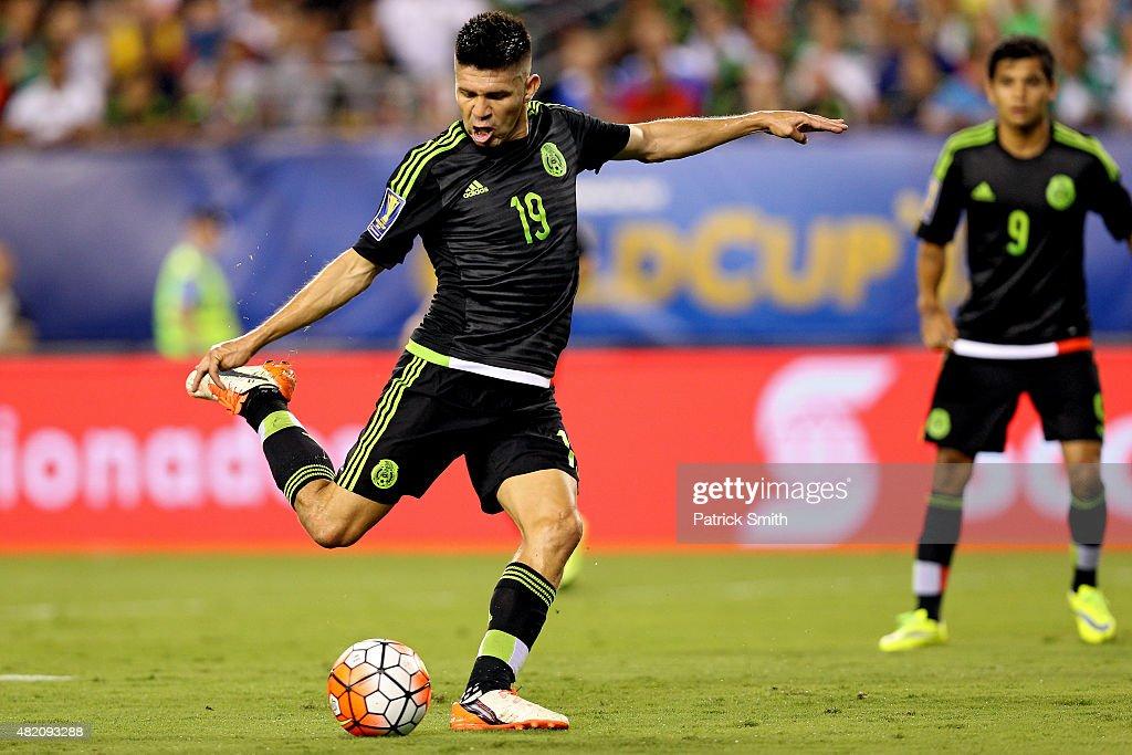 Mexico v Jamaica: Final - 2015 CONCACAF Gold Cup : News Photo