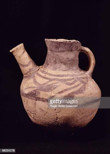 Oriental art Bowl from ElObeid Museum of Baghdad