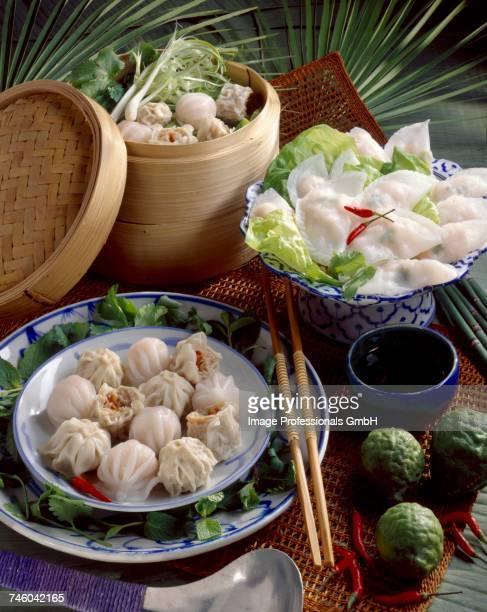 Oriental menu