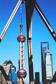 Oriental Pearl Tower, Shanghai China