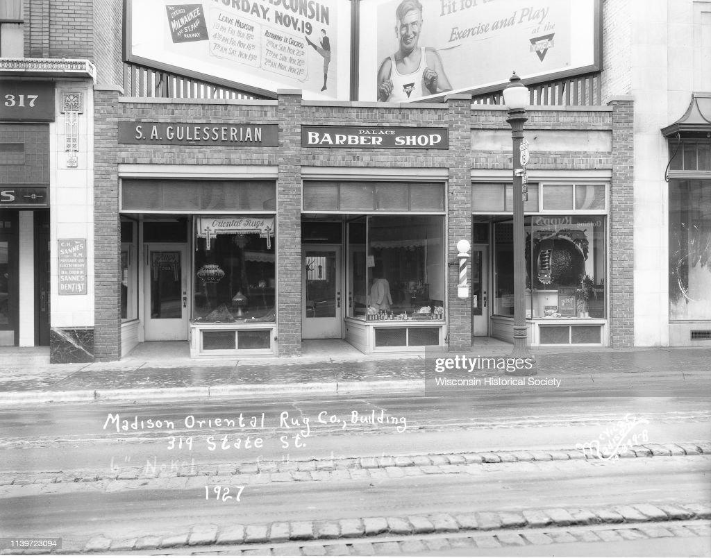 Madison Oriental Rug Company : News Photo