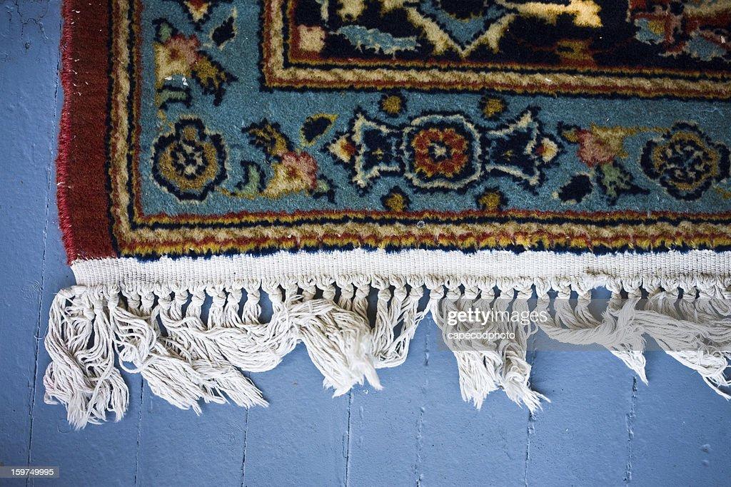 Oriental Rug : Stock Photo