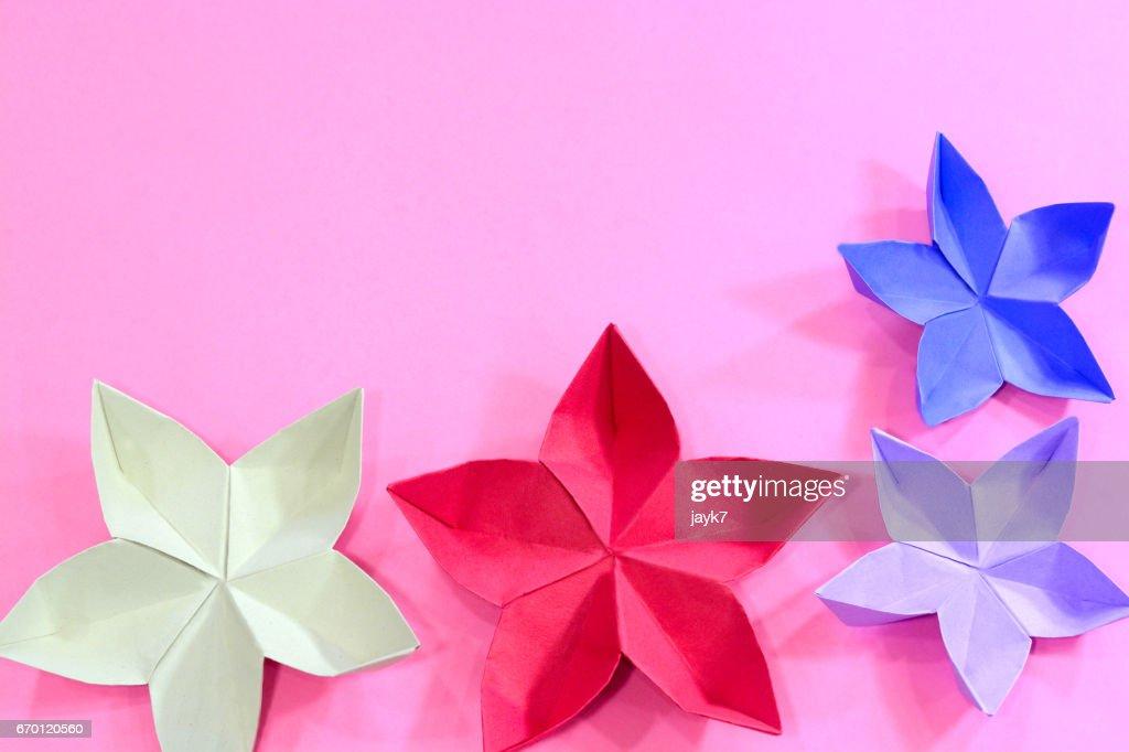 Origami Cherry Blossom Tutorial - Paper Kawaii   682x1024