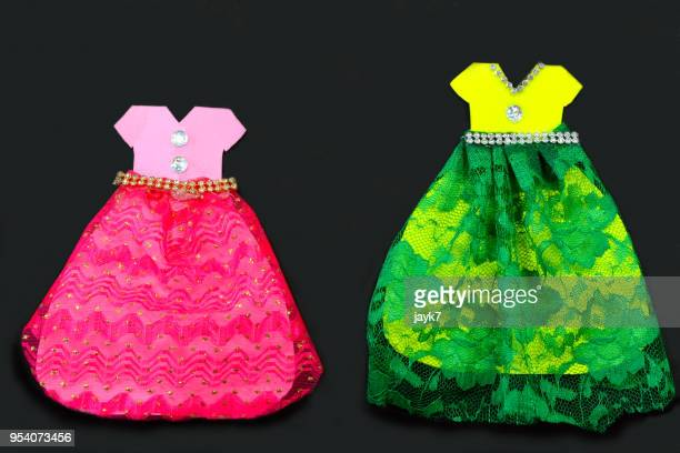 Origami Gowns