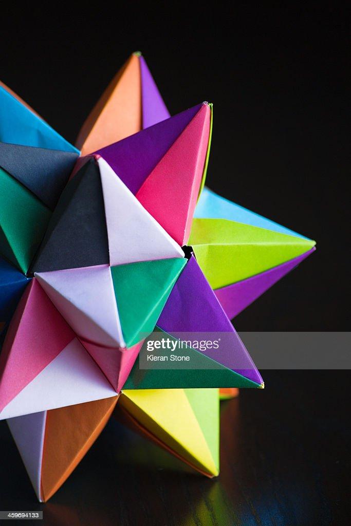 Modular Origami Star / Christmas Star - YouTube | 1024x683