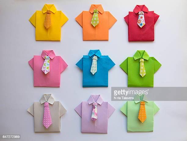 Make Dollar Shirt Origami - DREAMWORKS | 461x612
