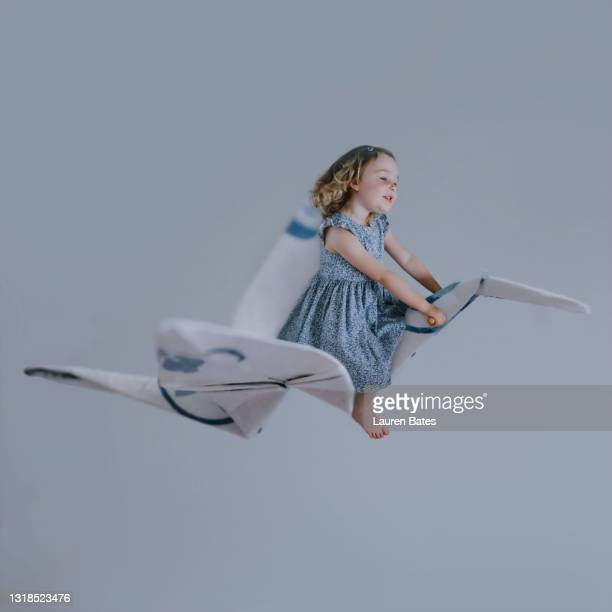origami ride - ethereal stock pictures, royalty-free photos & images