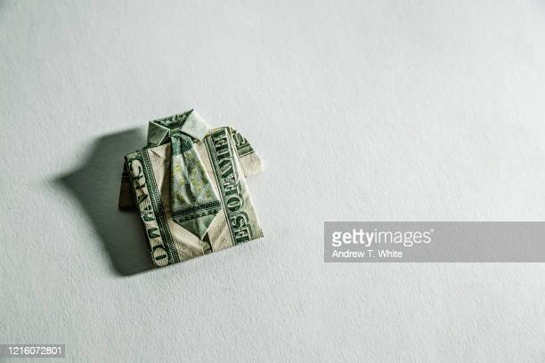 Money Origami Shirt and Tie Folding Instructions | Origami shirt ... | 408x612