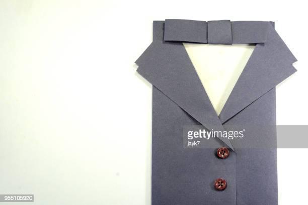 Origami Suit Tuxedo
