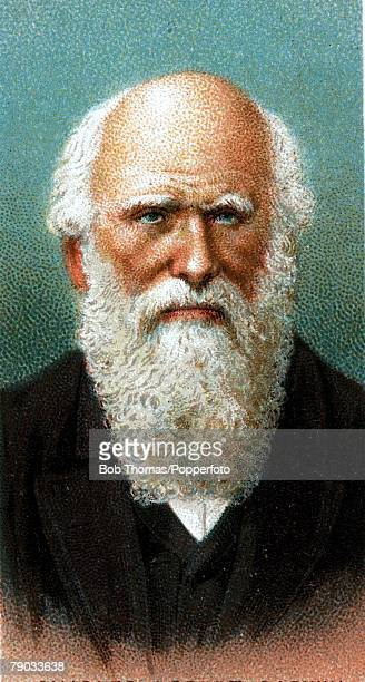 'Origin of the Species' Charles Darwin English naturalist and author