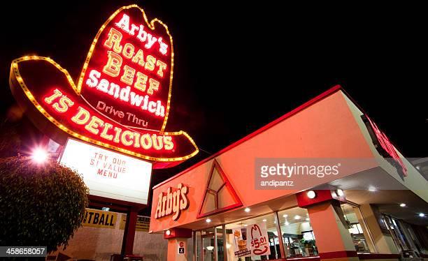 Original Arby's in Hollywood