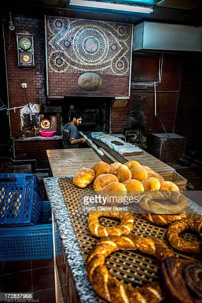 CONTENT] Original bakery in Fener Istanbul in June 2013
