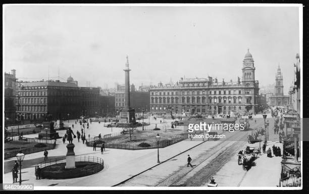 City Chambers George Square Glasgow